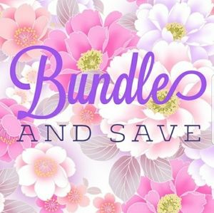 Bundle and SAVE, BUNDLE for A dEaL